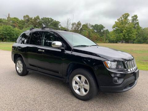 2014 Jeep Compass for sale at 100% Auto Wholesalers in Attleboro MA
