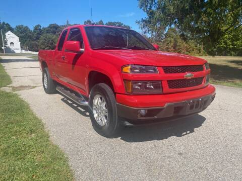 2011 Chevrolet Colorado for sale at 100% Auto Wholesalers in Attleboro MA