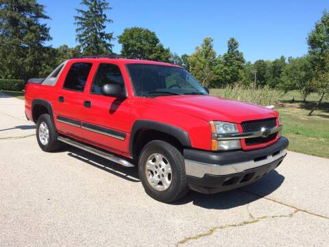 2006 Chevrolet Avalanche for sale at 100% Auto Wholesalers in Attleboro MA