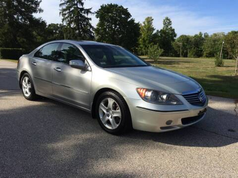 2005 Acura RL for sale at 100% Auto Wholesalers in Attleboro MA
