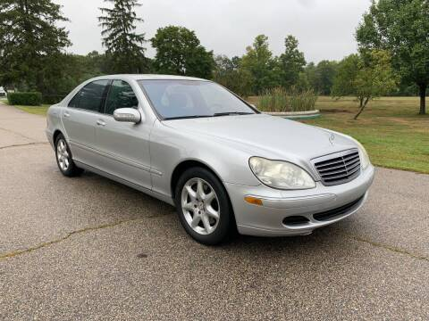 2003 Mercedes-Benz S-Class for sale at 100% Auto Wholesalers in Attleboro MA