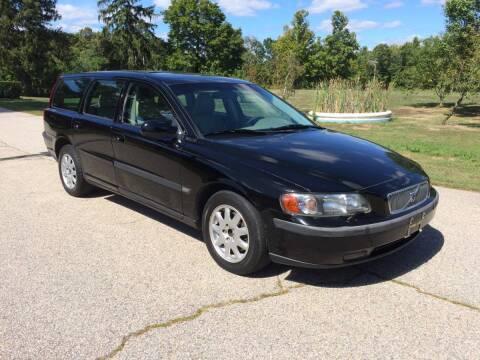 2002 Volvo V70 for sale at 100% Auto Wholesalers in Attleboro MA