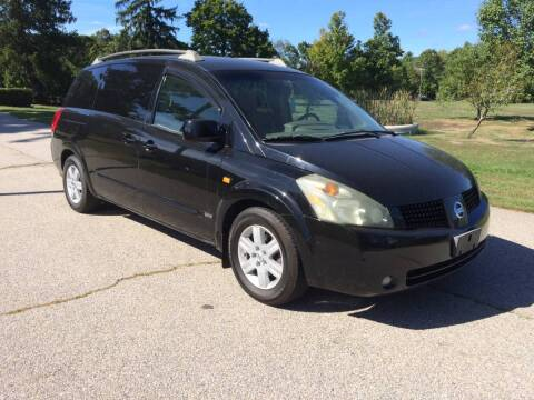 2006 Nissan Quest for sale at 100% Auto Wholesalers in Attleboro MA