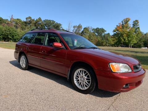 2004 Subaru Legacy for sale at 100% Auto Wholesalers in Attleboro MA