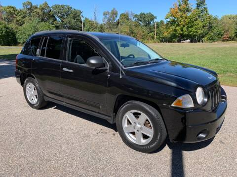 2008 Jeep Compass for sale at 100% Auto Wholesalers in Attleboro MA