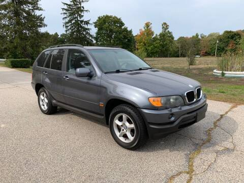 2002 BMW X5 for sale at 100% Auto Wholesalers in Attleboro MA