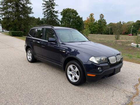 2008 BMW X3 for sale at 100% Auto Wholesalers in Attleboro MA