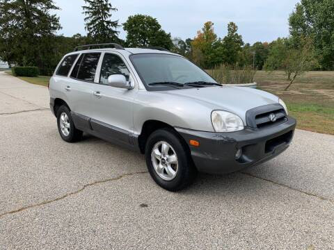 2005 Hyundai Santa Fe for sale at 100% Auto Wholesalers in Attleboro MA