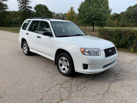 2007 Subaru Forester for sale at 100% Auto Wholesalers in Attleboro MA