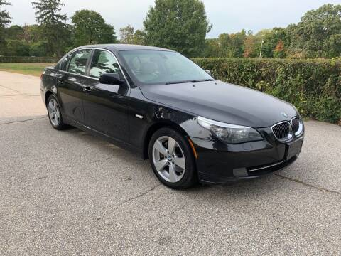 2008 BMW 5 Series for sale at 100% Auto Wholesalers in Attleboro MA