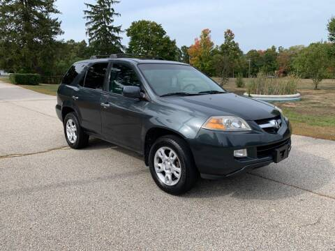 2005 Acura MDX for sale at 100% Auto Wholesalers in Attleboro MA