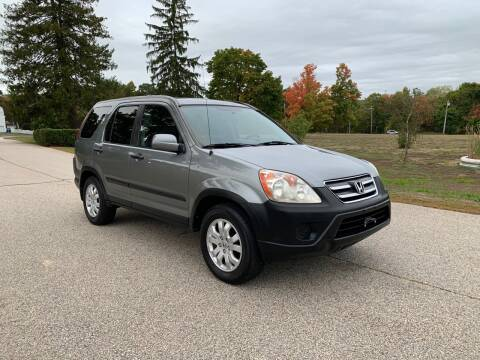 2005 Honda CR-V for sale at 100% Auto Wholesalers in Attleboro MA