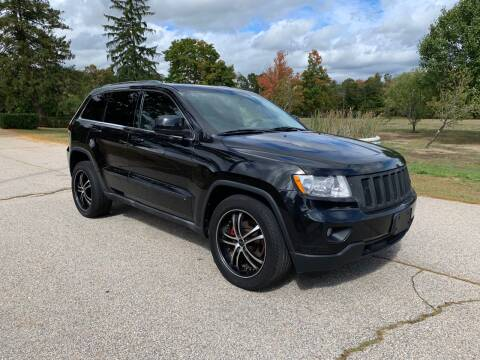 2012 Jeep Grand Cherokee for sale at 100% Auto Wholesalers in Attleboro MA
