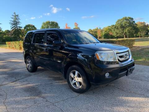 2010 Honda Pilot for sale at 100% Auto Wholesalers in Attleboro MA