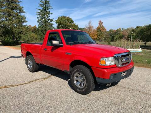 2006 Ford Ranger for sale at 100% Auto Wholesalers in Attleboro MA