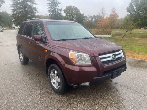 2007 Honda Pilot for sale at 100% Auto Wholesalers in Attleboro MA