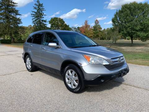 2007 Honda CR-V for sale at 100% Auto Wholesalers in Attleboro MA