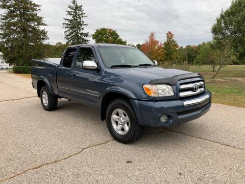 2005 Toyota Tundra for sale at 100% Auto Wholesalers in Attleboro MA