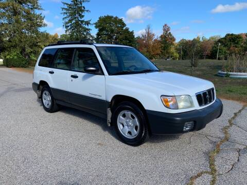 2001 Subaru Forester for sale at 100% Auto Wholesalers in Attleboro MA