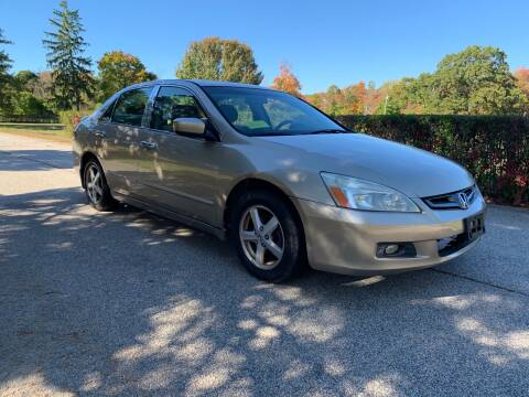 2005 Honda Accord for sale at 100% Auto Wholesalers in Attleboro MA