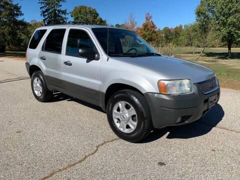 2004 Ford Escape for sale at 100% Auto Wholesalers in Attleboro MA