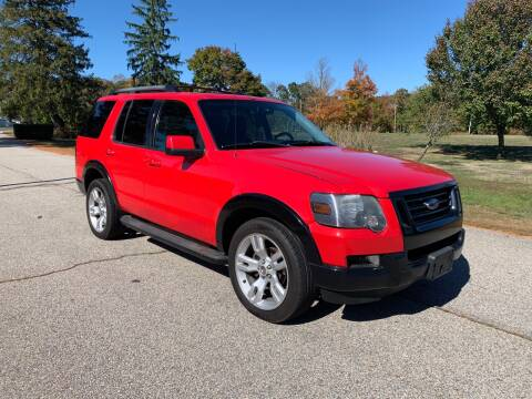 2009 Ford Explorer for sale at 100% Auto Wholesalers in Attleboro MA