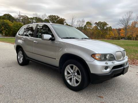 2004 BMW X5 for sale at 100% Auto Wholesalers in Attleboro MA