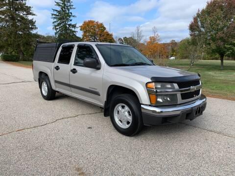 2005 Chevrolet Colorado for sale at 100% Auto Wholesalers in Attleboro MA