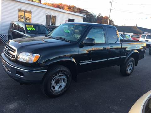 2001 Toyota Tundra for sale in Attleboro, MA