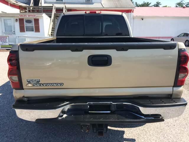 2006 Chevrolet Silverado 1500 LS 4dr Extended Cab 4WD 6.5 ft. SB - York PA