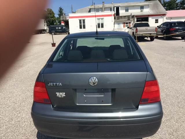 2003 Volkswagen Jetta GL 4dr Sedan - York PA