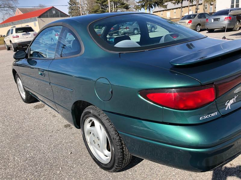 1999 Ford Escort ZX2 Cool 2dr Coupe - York PA