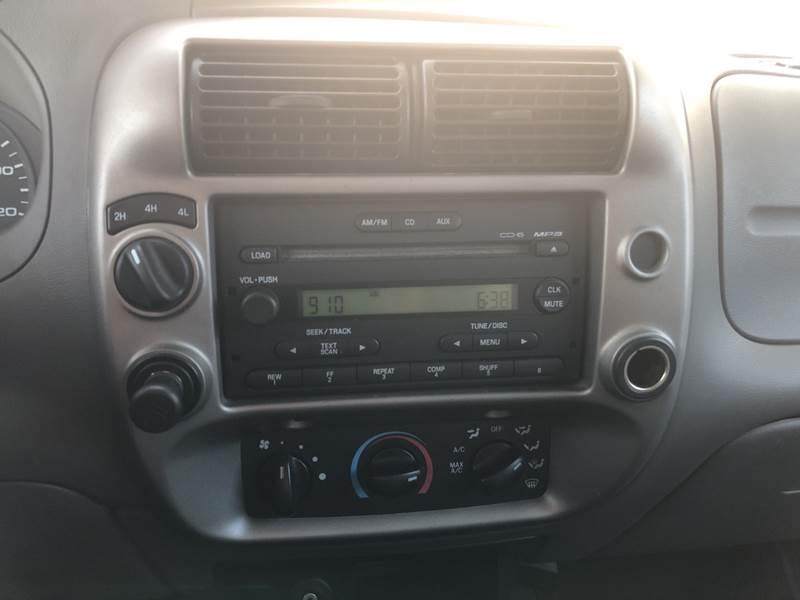 2008 Ford Ranger 4x4 XLT 4dr SuperCab SB - York PA