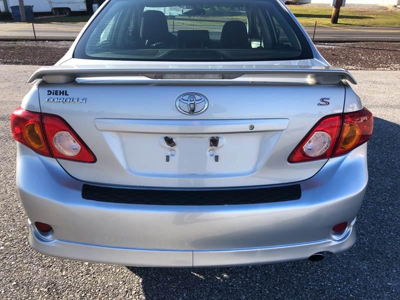 2009 Toyota Corolla S 4dr Sedan 4A - York PA