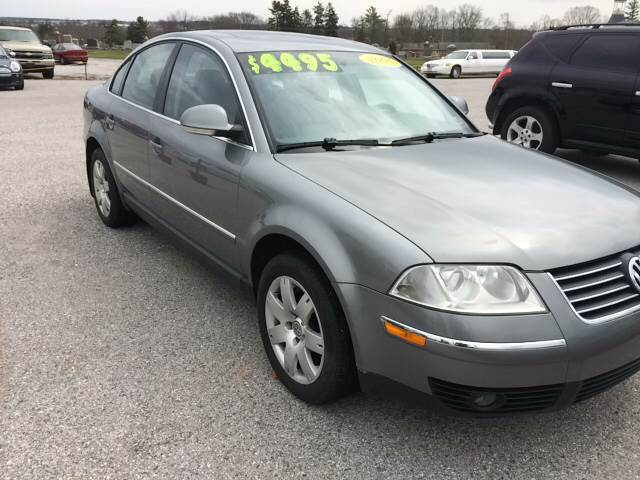 2005 Volkswagen Passat AWD 4dr GLS 1.8T Turbo 4Motion Sedan - York PA