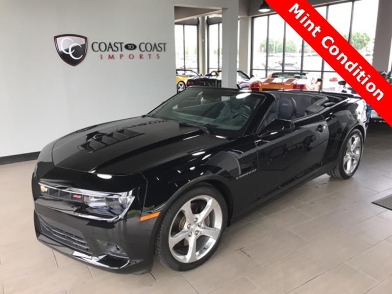 2014 Chevrolet Camaro Ss In Fishers In Coast To Coast Imports