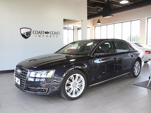 Used Audi A L For Sale In Indiana Carsforsalecom - Used audi a8l for sale