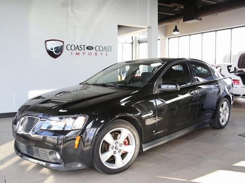 2009 Pontiac G8 for sale in Fishers, IN