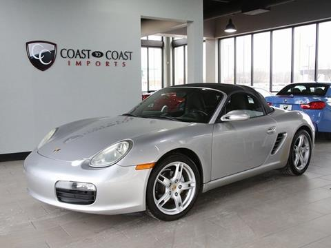 2005 Porsche Boxster for sale in Fishers, IN