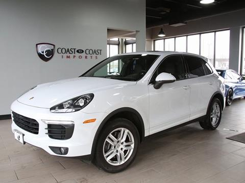 2016 Porsche Cayenne for sale in Fishers, IN
