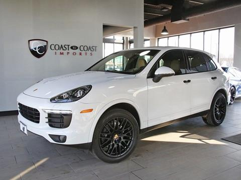 2017 Porsche Cayenne for sale in Fishers, IN
