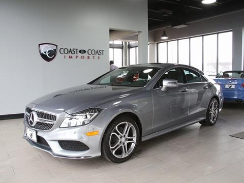 2015 Mercedes-Benz CLS for sale in Fishers, IN