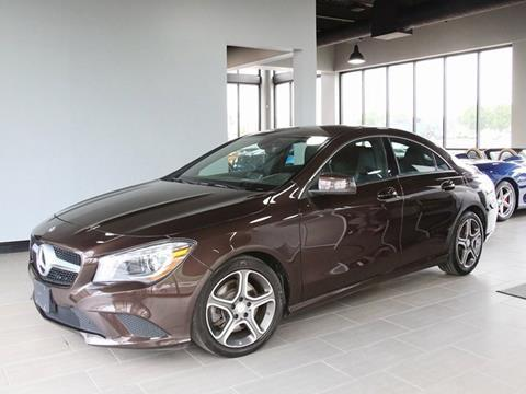 2014 Mercedes-Benz CLA for sale in Fishers, IN