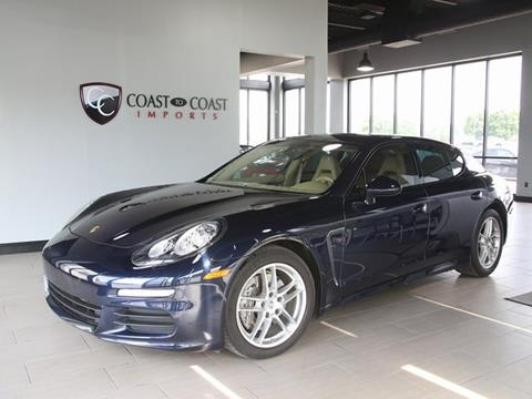 2016 Porsche Panamera for sale in Fishers, IN