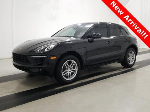 2017 Porsche Macan for sale in Fishers, IN