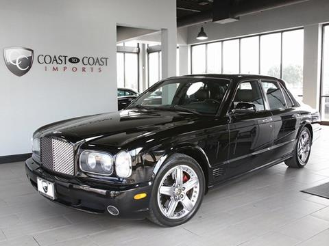 2004 Bentley Arnage for sale in Fishers, IN