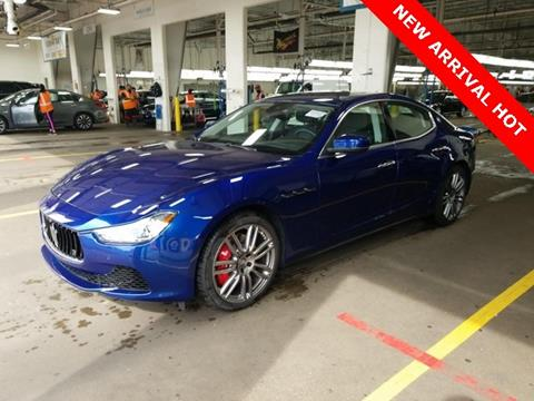 2017 Maserati Ghibli for sale in Fishers, IN