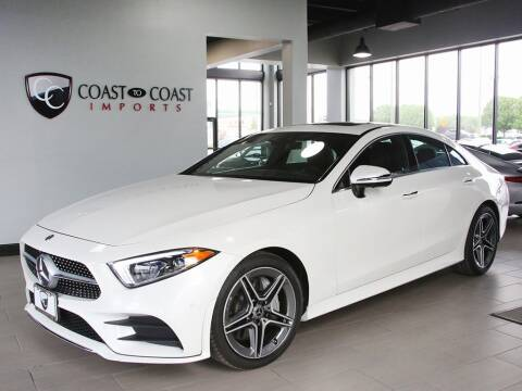 2019 Mercedes-Benz CLS for sale at Coast to Coast Imports in Fishers IN