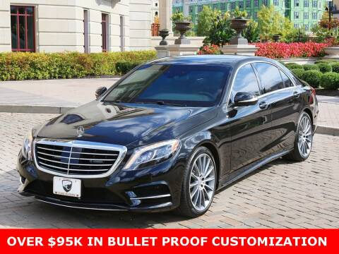 2017 Mercedes-Benz S-Class for sale at Coast to Coast Imports in Fishers IN