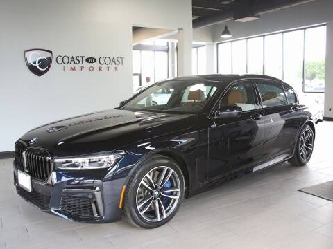 2020 BMW 7 Series for sale at Coast to Coast Imports in Fishers IN